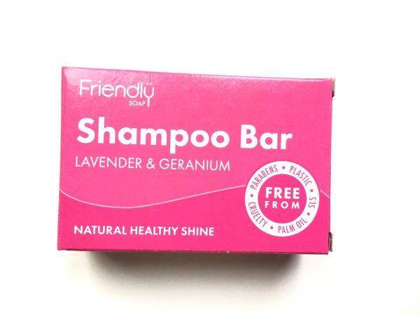 Henrys Eco Living shampoo lav&ger