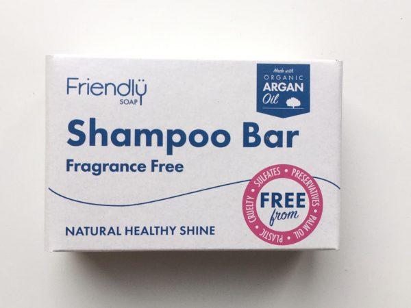 Henrys Eco Living shampoo frag free