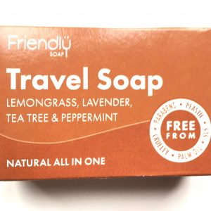 Henrys Eco Living travel soap